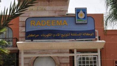 Photo de Marrakech : La RADEEMA reprend la lecture des compteurs d'eau et d'électricité