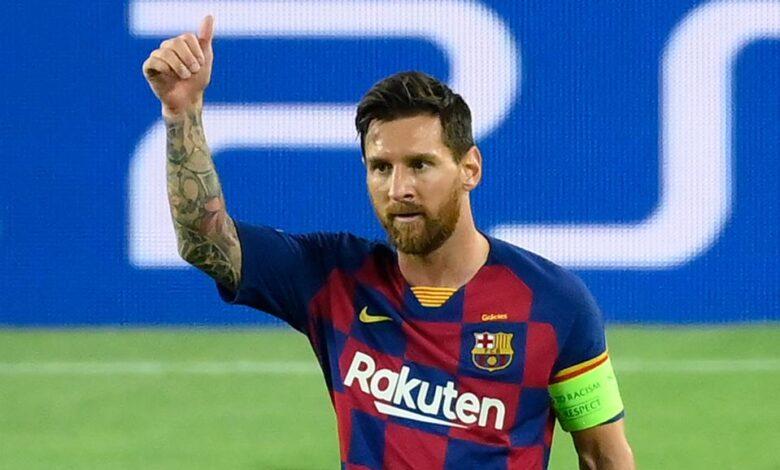 Photo de Lionel Messi intègre le «club des milliardaires» selon Forbes