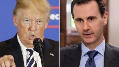 Photo de Donald Trump explique avoir envisagé d'«éliminer» le président syrien Bachar el-Assad en 2017