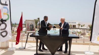 Photo de L'ONMT signe un accord stratégique  avec Ryanair sur Agadir-Taghazout